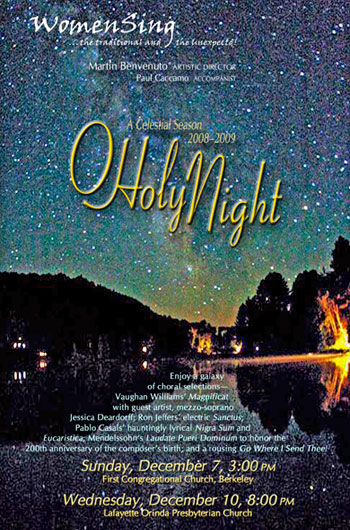 O Holy Night Artwork