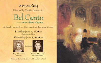 Bel Canto Artwork