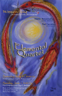 Elemental Quartet