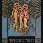 Welcome Yule Artwork