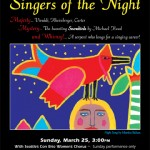 Singers of the Night Artwork