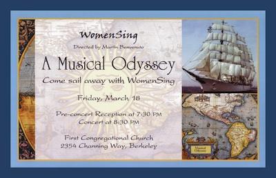 Musical Odyssey Artwork
