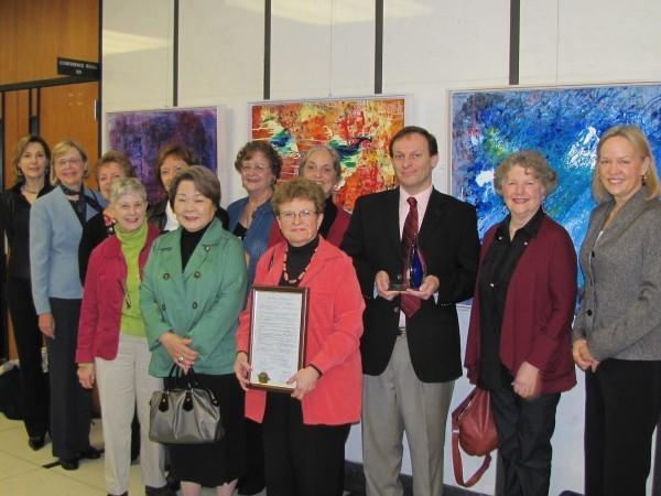 Contra Costra County Arts Award